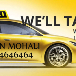 Cabs in Mohali