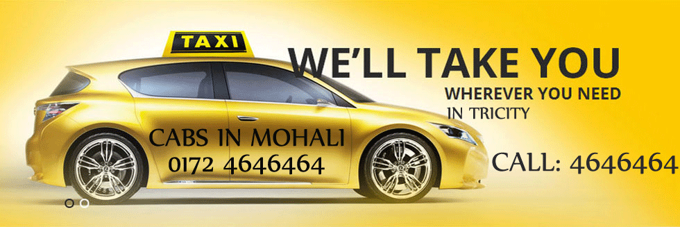 CABS-IN-MOHALI
