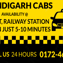 Chandigarh Airport Cab Services. Book Pre Paid Air conditioned Taxi at Chandigarh/Mohali Airport