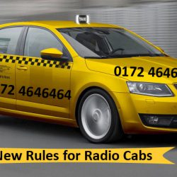 Delhi's New Rules For Radio Taxis: GPS, Display of Helpline Numbers a Must
