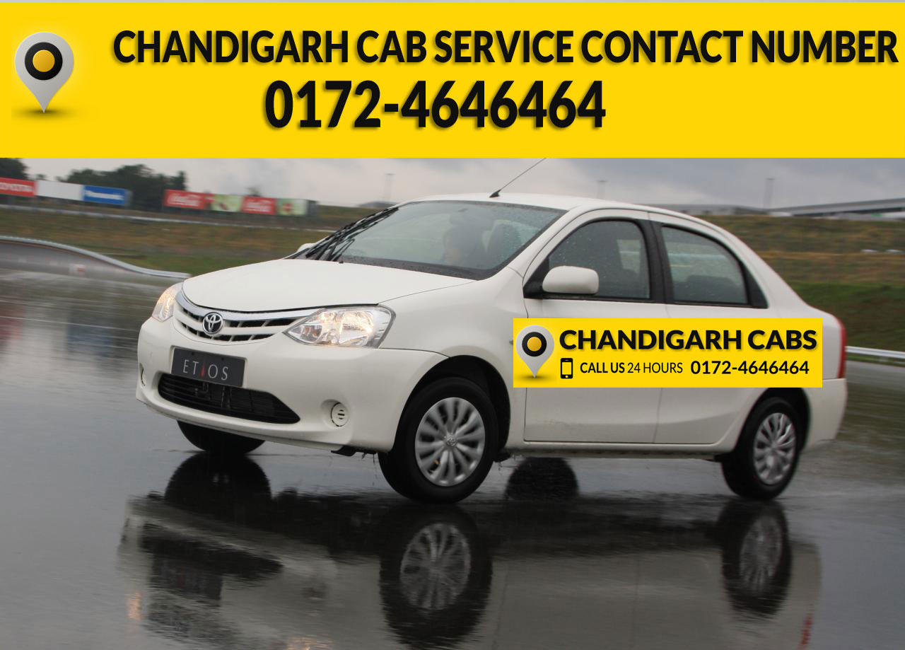 CHANDIGARH CAB SERVICE CONTACT NUMBER