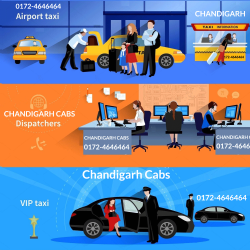 Chandigarh Airport Cab Service