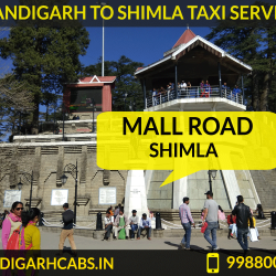 Chandigarh to Shimla Tour Package