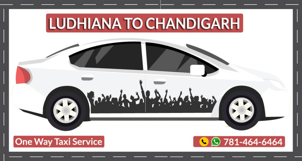 Ludhiana To Chandigarh Airport Taxi