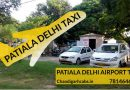Taxi From Patiala To Delhi Airport