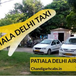 Patiala to Delhi IGI Airport One Way Taxi Service