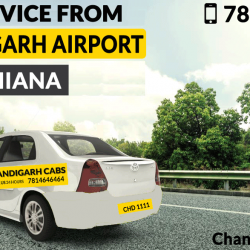 Chandigarh Airport To Ludhiana Taxi Service