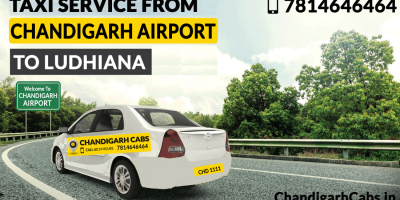 Chandigarh Airport To Ludhiana Taxi