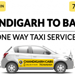 Chandigarh Airport To Baddi Taxi