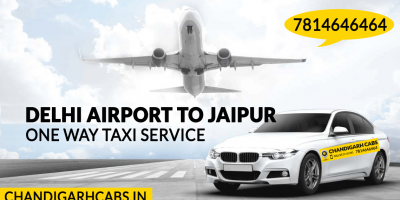 One Way Taxi From Delhi Airport To Jaipur