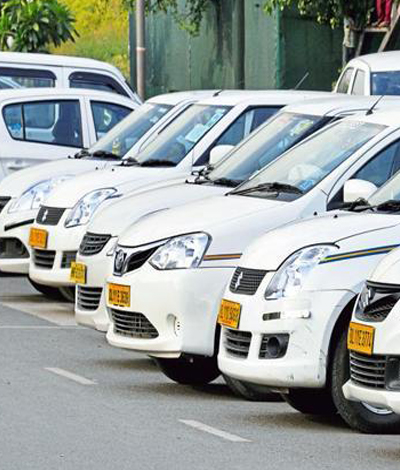 Chandigarh to Delhi airport taxi service